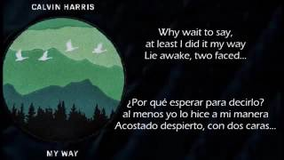 vuclip My Way - Calvin Harris | Traducida | Sub Español + Lyrics (cover)