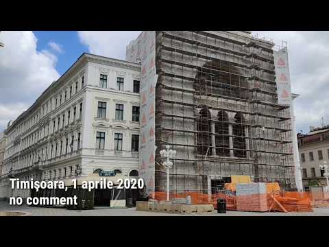Timişoara, 1 Aprilie 2020, No Comment