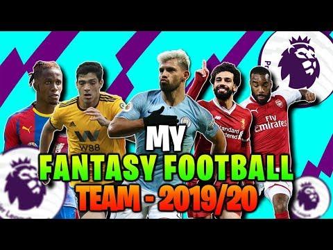Picking My FANTASY FOOTBALL Team For 2019/20!!
