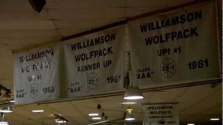 The Williamson Field House (Opening for Wolfpack Finale Broadcast)