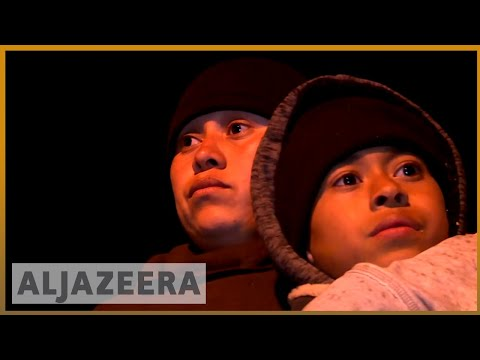 🇺🇸🇲🇽US fires tear gas across Mexico border to repel migrants | Al Jazeera English
