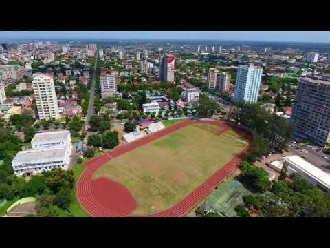 DJI Phantom 4| Mozambique - Maputo 2017