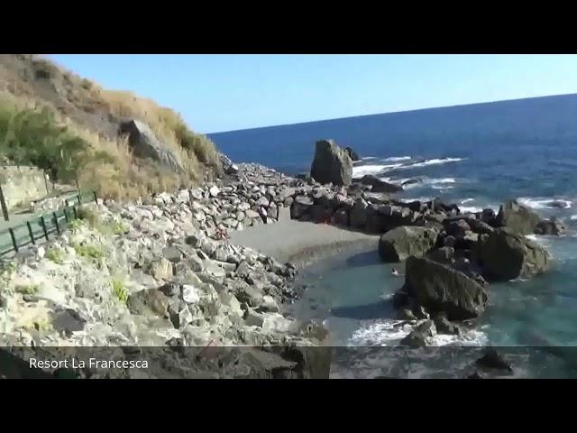 La Francesca Resort: a picco sul mare, per una vacanza immersi nella natura incontaminata!