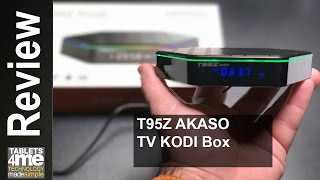 ces 2017 super small kodi tv box running android 6 1 4k and 3d from akaso