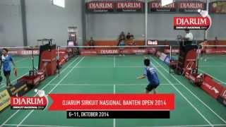 Adnan Fauzi (PB. IPC) VS Evert Sukamta (PB. Tangkas Jakarta)