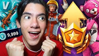 SPENDING MONEY FOR THE FIRST TIME IN FORTNITE !! I GET EVERYTHING (Skins, Peaks and More) TheDonato