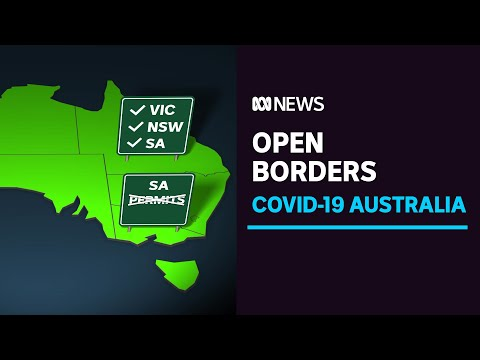More Travel Freedom Comes Online After Months Of Coronavirus Border Restrictions | ABC News