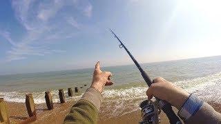 Beach Fishing Tips - Rigs, Tips and Tactics for Plaice Fishing (Flatfish)