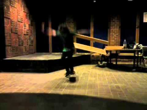 First fakie big heel And first 360 hardflip [ Bror Berglund]