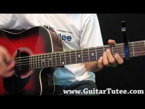 Colbie Caillat - I Never Told You, by www.GuitarTutee.com