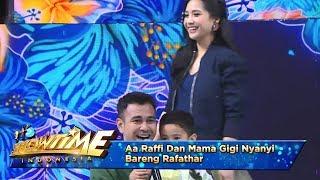 Aa Raffi Dan Mama Gigi Nyanyi Bareng Rafathar [KAMULAH TAKDIRKU] - It's Show Time (22/4)