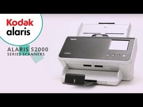 scanners de bureau innovants s rie s2000 alaris alaris information management youtube. Black Bedroom Furniture Sets. Home Design Ideas