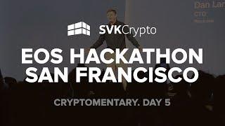 San Francisco, California - Day 5 Vlog - EOS Hackathon Grand Opening, Lumeos