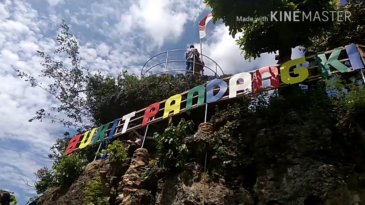 Bukit Pandang Kayen Pati. By : Raekhan