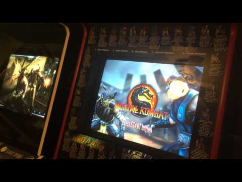 Mortal Kombat X Arcade Machine Project Complete! [HD]