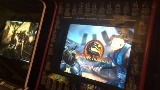 Mortal Kombat X Arcade Machine Project Complete! [hd]