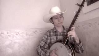 John Denver's Country Roads Banjo Cover