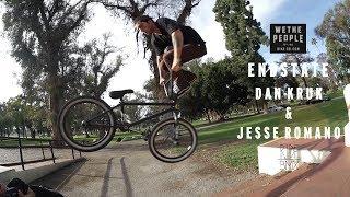 DAN KRUK & JESSE ROMANO - WETHEPEOPLE BMX