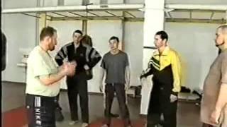 Семинар по прикладным аспектам китайских боевых искусств 03