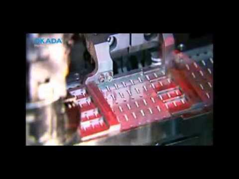Quy trình sản xuất đèn LED
