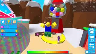 ROBLOX BUUBBLE GUM SIMULATOR 1 #