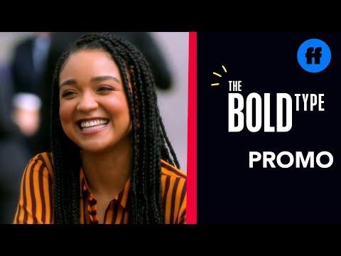 The Bold Type | Aisha Dee Returns as Kat | Freeform Mp3