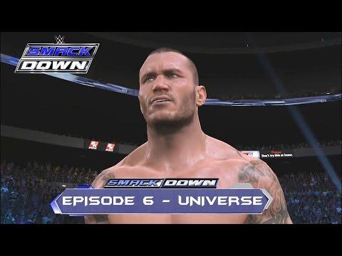 WWE 2K15 - SmackDown (Episode 6) - Universe [HD]