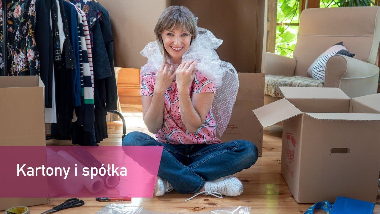 Jak poradzić sobie z przeprowadzką – pakowanie, oznaczanie i pudełka!    Ula Pedantula #136