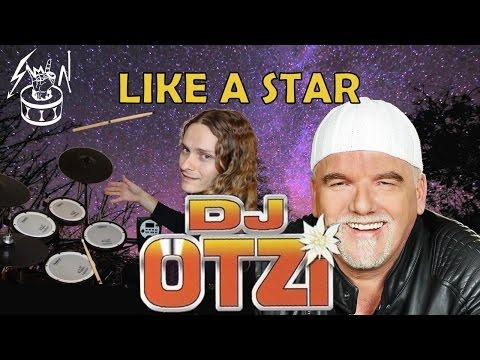 DJ Ötzi, Bellamy Brothers - Like A BLAST BEATS star  - drum cover by Bobnar Simon