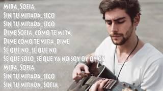 Download ALVARO SOLER - SOFIA (TESTO) Mp3 and Videos