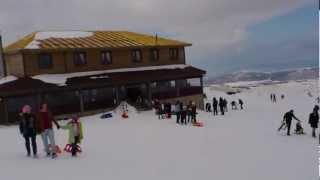 akdağ kayak merkezi ladik samsun 3