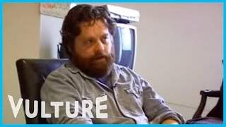 Zach Galifianakis interviews Michael Showalter