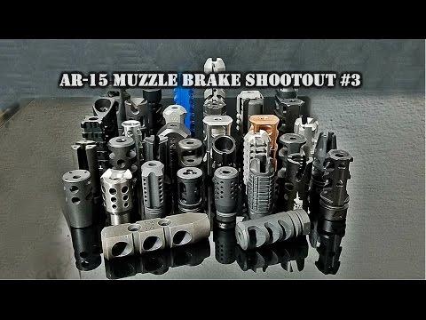 1//2x28 Slim Flash Can Tactical Aluminum Muzzle Device Sound Forwarder