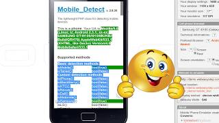 PHP Mobile Detect in 2 minutes!! | php tutorials