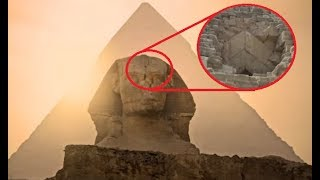 Mysteries Inside The Pyramids