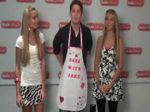 The Rosso Twins on Radio Disney's Celebrity Take with Jake