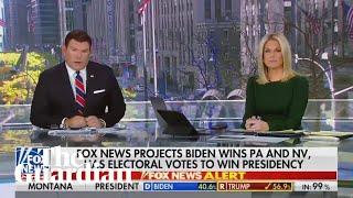 Fox News projects Joe Biden will win 2020 presidential election