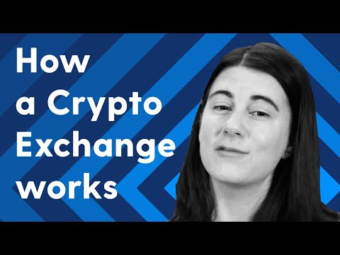 How Does A Crypto Exchange Work?