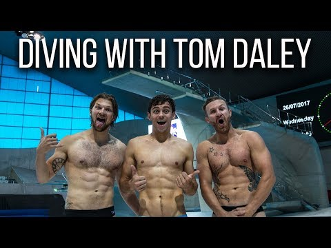 EXTREME Diving With Tom Daley