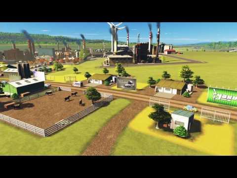 Cities: Skylines  City tour Xbox One