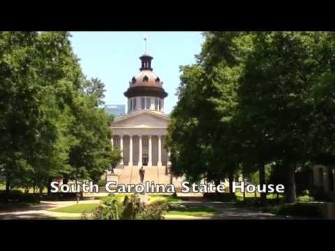 US Route 1 Road Trip, Part 10: The Deep South - Columbia to Alma