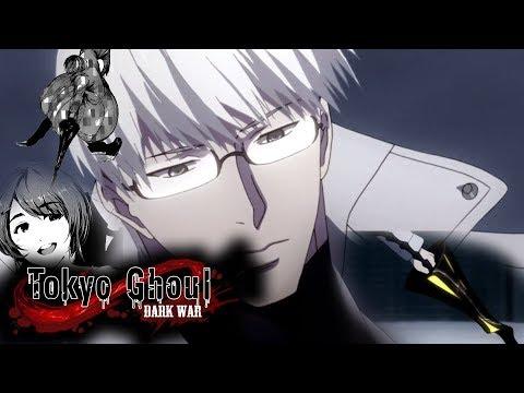 FINALLY, THE RIGHT SSR! ARIMA-IXA IS MINE! THE FAST, BROKEN MAN! - Tokyo Ghoul Dark War - Android -
