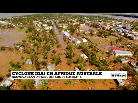 Le cyclone Idai a fait plus de 500morts en Afrique australe