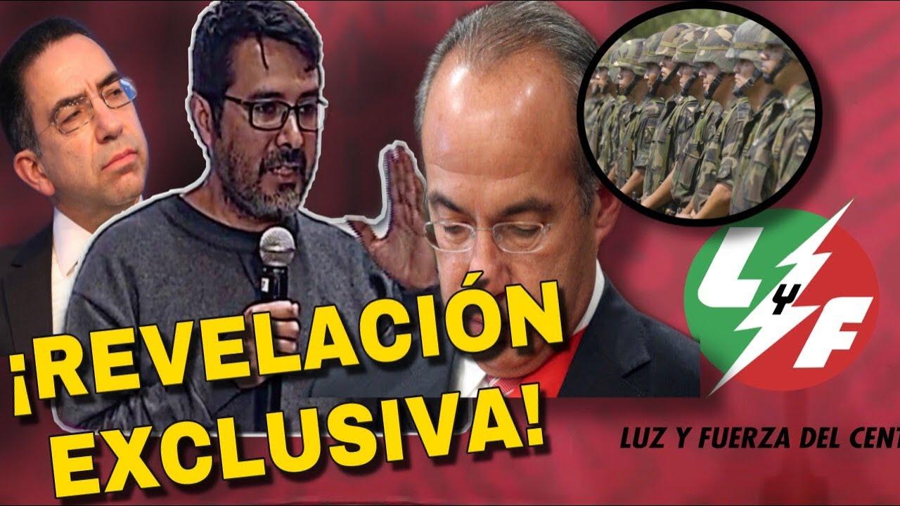 ¡TENIENTE NOS CONFIESA! CORRUPCIÓN EN LA SEDENA, CNDH Y JAVIER LOZANO Y CALDERÓN SALEN EMBARRADOS