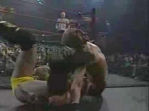 Fallen Angel Big Elbow vs. Chris Sabin