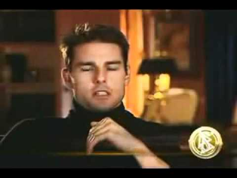 Tom Cruise Scientology Video    Original UNCUT    YouTube2