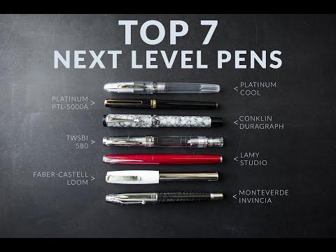 Top 7 Next Level Pens