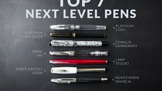 Top 7 Next Level Pens