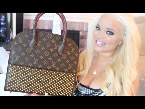 34dea69816e Louis Vuitton x Christian Louboutin Collaboration Bag Unboxing