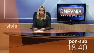 VTV Dnevnik najava 13. lipnja 2018.